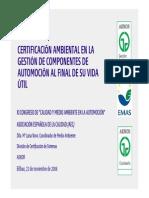 Certificacion Ambiental en La Gestion de Componentes de Automocion (1)