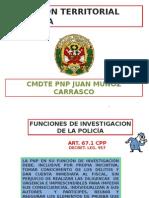 Investigacion Policial y Ncpp