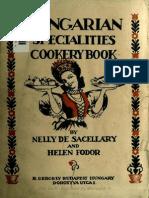 Hungarian Cook Book
