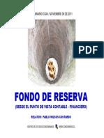 Fondo Reserva Pablo Wilson