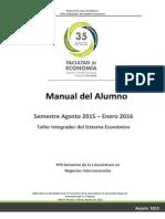 Manual Del Alumno 1ero