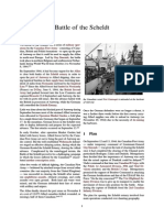 [Wiki] Battle of the Scheldt