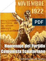 Homenaje 15 de Noviembre 1922