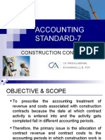 ACCOUNTING STANDARD-7