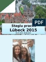 Lubeck 2015 Praktikum