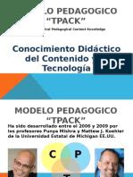 Presentación Modelo Tpack