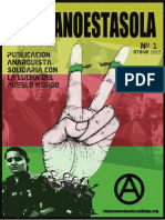 RojavaNoEstaSola N.º 1, Revista