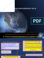 Internacionalizacion de Empresa
