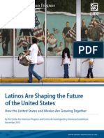 Latinos Are Shaping the Future of the United States