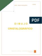 DIBUJO CRISTALOGRÁFICO