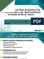 Nelson Brasil em seminário sobre setor químico-farmacêutico do Rio