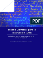 Diseno Universal Universidad