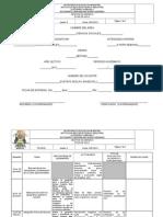 Plan de Aula Ciencias Sociales -Primer Periodo 2014