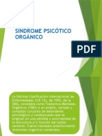 Sd. Orgánico