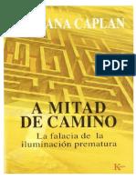 A Mitad Del Camino Mariana Caplan