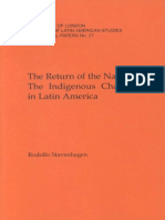 The Indigenous Challenge in Latin America