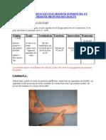Testing Des Muscles Flechisseur Superficiel Et Flechisseur Profond Des Doigts