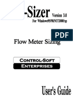 FE SizerUserManual