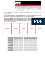 Guía y CalendarioTapOut XT