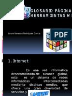 Glosario de Términos Importantes Sobre Páginas y Herramientas Web