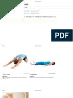 Restorative Yoga Poses1