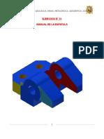 EJERCICIO  ESPATULA