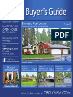 Coldwell Banker Olympia Real Estate Buyers Guide November 21, 2015