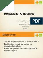 1. Educational Objective_Uday
