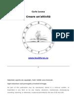 Come creare un attività - Bookfarm.eu