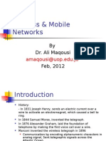 Wireless Mobile Networks_Ch1