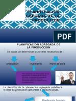 Planificacion Agregada de La Produccion