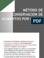 Método de Conservacion de Alimentos Por Calor[1]