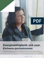 Bosch Energie Zuinigheid