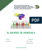 El Español en Venezuela
