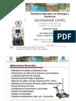 4.1 Georadar GPR