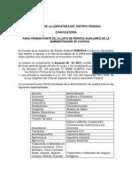CONVOCATORIA+PERITOS+AUXILIARES+DE+ADMINISTRACION+DE+JUSTICIA+DEL+2012