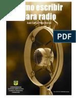 Como Escribir Para Radio