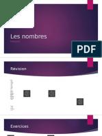 Français 2 - Les nombres