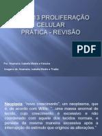 Revisão de Histologia - onco
