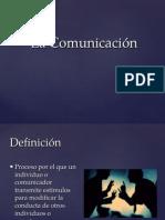 comunicación básica