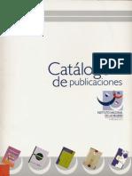 Catalogo de Publicaciones