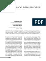 Movilidad Inteligente Fiamma Perez y Otros
