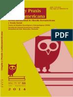 Utopía y Praxis Latinoamericana
