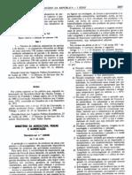 Pescado - Legislacao Portuguesa - 1990/07 - DL nº 230 - QUALI.PT