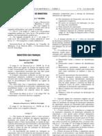 Pescado - Legislacao Portuguesa - 2004/04 - Decl Rect nº 35 - QUALI.PT