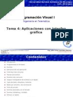 Tema4-Aplicaciones Con Interfaz Grafica