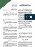Pescado - Legislacao Portuguesa - 2009/07 - Port nº 775 - QUALI.PT