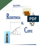 Resistencia Al Corte II-2013
