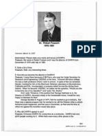 Interview With Former DARPA Director (1976-1981) Robert Fossum
