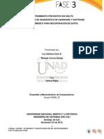 Mantenimiento Preventivo y Herramientas de Diagnóstico en una PC